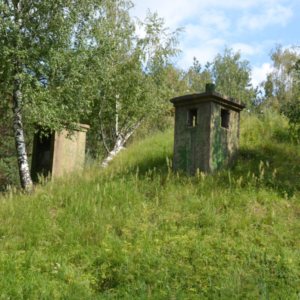 Soviet Bunkers in Zarya (I've included an album with more photos in the comments)
