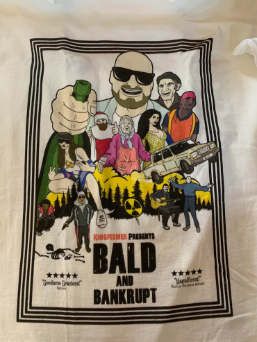 T Shirt just arrived - can't wait for my next trip to Belarus