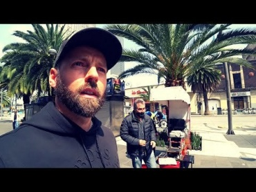 Harold Baldr newest vlog from Mexico (Bald as guest)